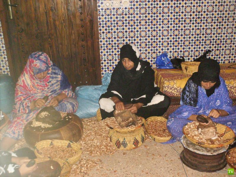 Марокканское золото (7 фото)