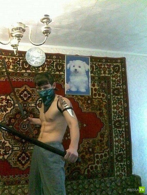 Российский Facebook глазами американца (23 фото)