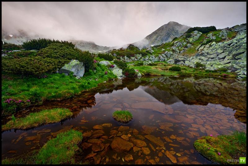 Красивые ландшафтные фотографии (30 фото)