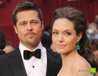 Бред Питт и Анделина Джоли объявили о помолвке!