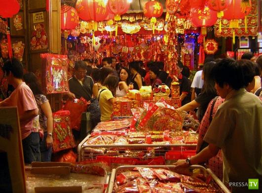 100 фактов о Китае (4 фото)