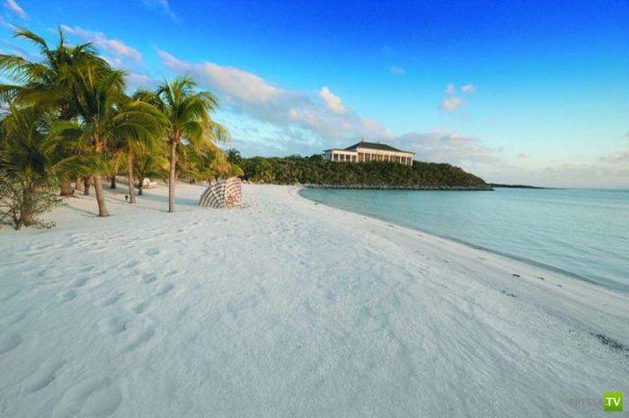 Exumas - один из Багамских островов (30 фото)