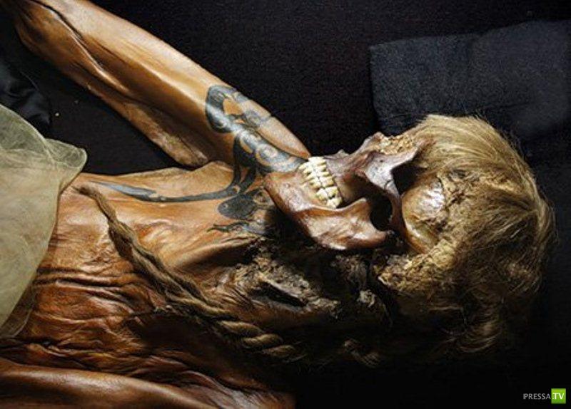 Тайны мумий (5 фото)