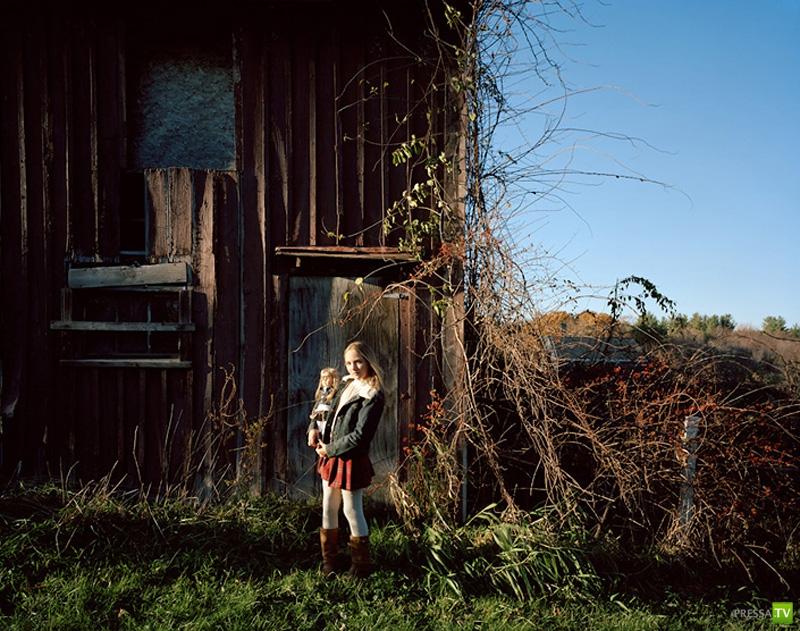Куклы и девочки (16 фото)