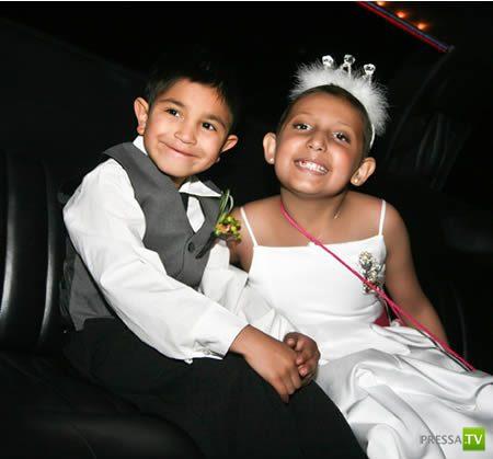 Свадьба ангелов ... (2 фото)