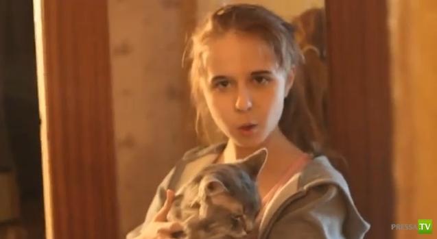 Анжела Лондон с песней Ультрафиолет. Жестяная жесть (фото + видео)