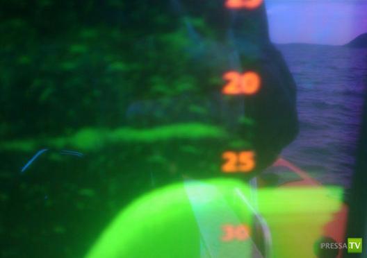 Гидролокатор засек Несси? ... (3 фото)