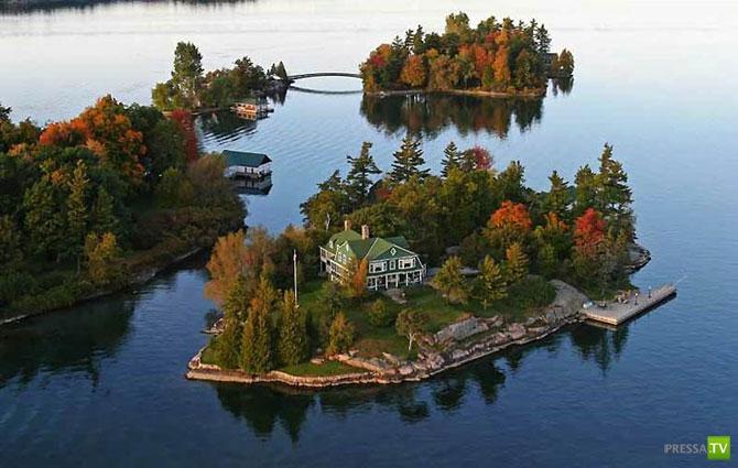 «Сад Богов» – необычайно красивое место в Канаде (30 фото)