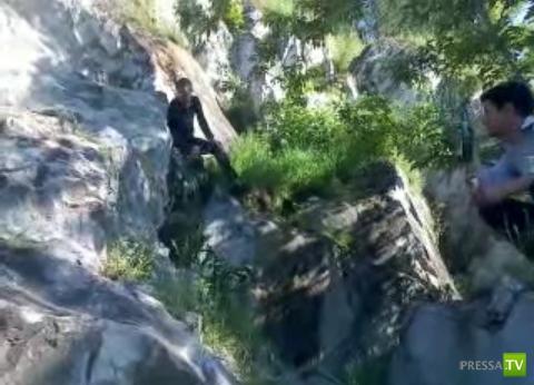 Челябинский парень довыделывался и сорвался со скалы в пропасть (фото+ видео)