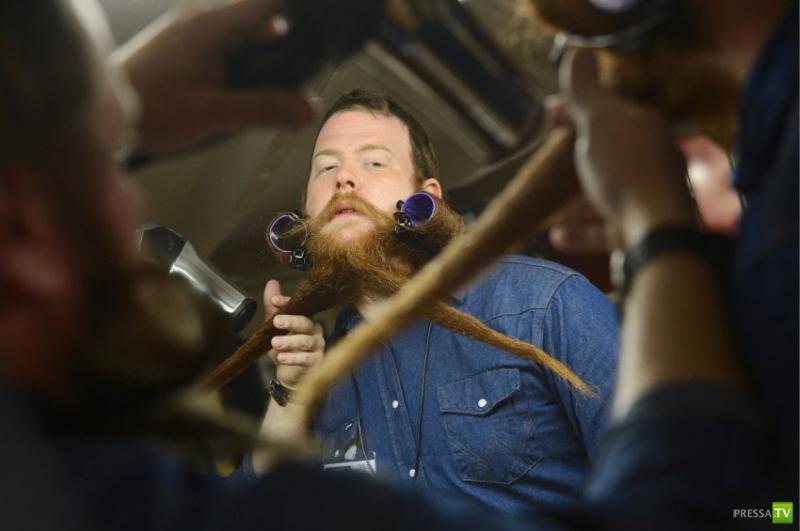 Международный Немецкий чемпионат бородачей (7 фото)