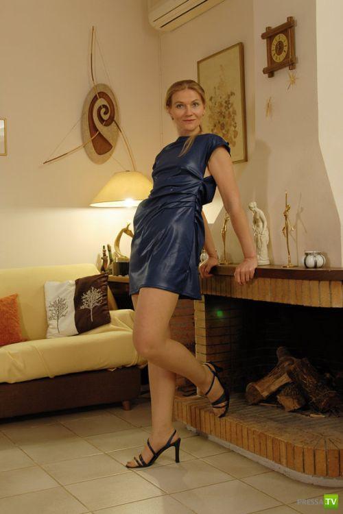 Самые сексуальные платья (9 фото)