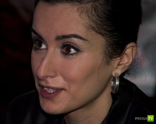 Пенелопа Круз и Тина Канделаки... найди 10 отличий (11 фото)