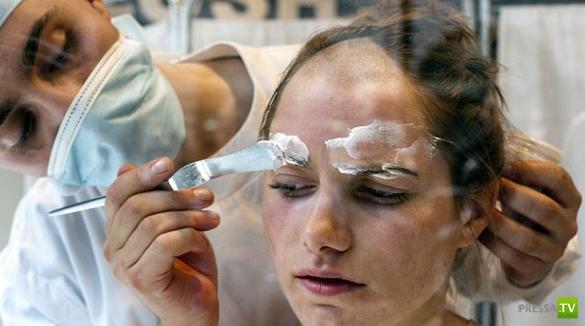 Косметическая компания Lush показала страдания животных на человеке (10 фото + видео)