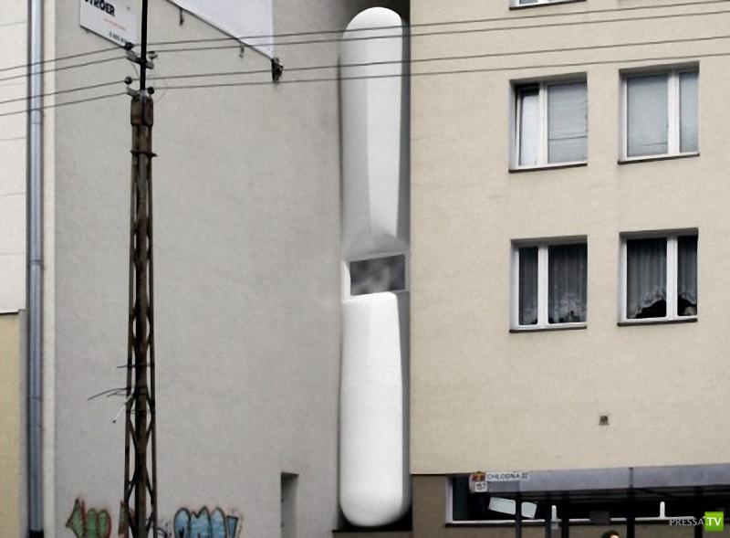Миниатюрные домики со всего мира (6 фото)