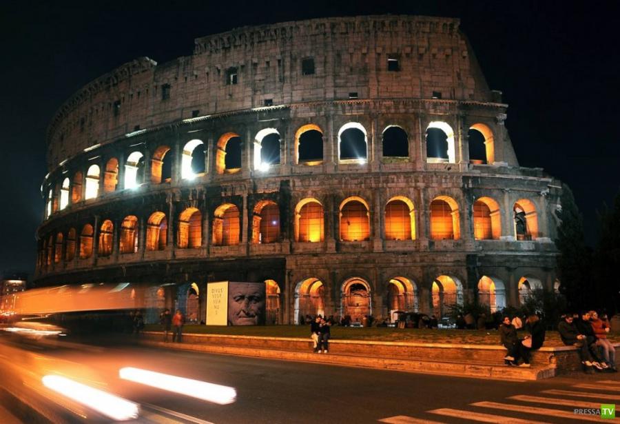Рим - Вечный город (21 фото)