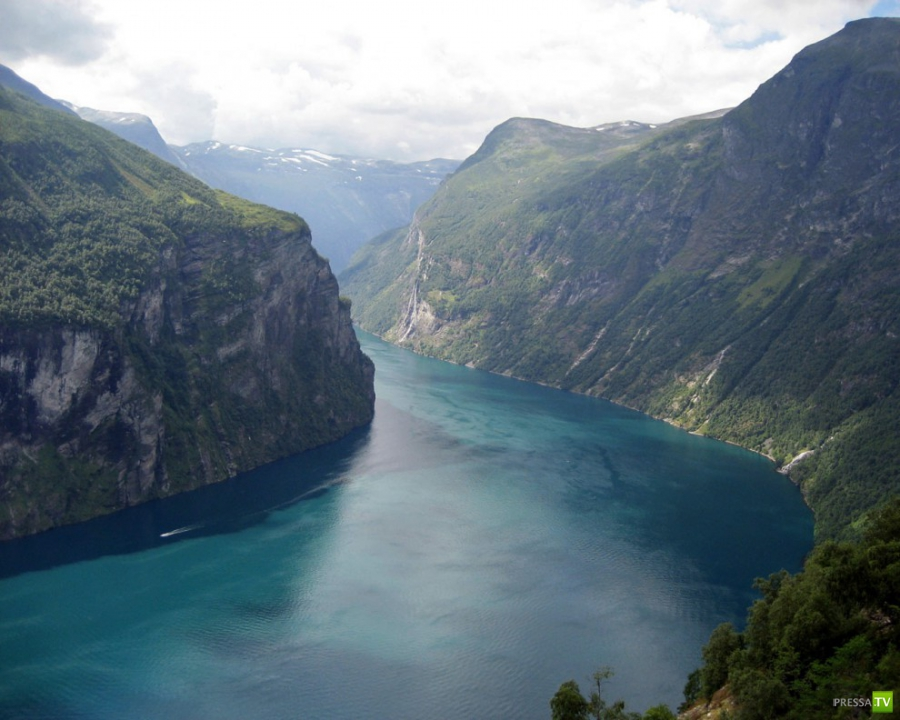 Самые экологически чистые страны (10 фото)