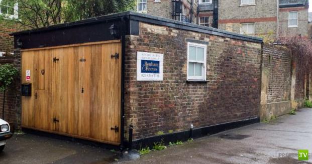 Хибара в центре Лондона за 260 000 фунтов (5 фото)