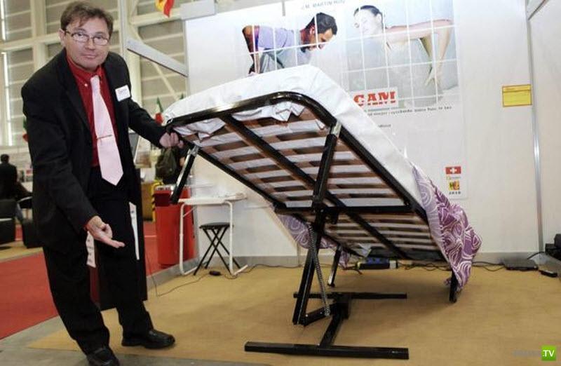 38-ая выставка изобретений в Женеве (14 фото)