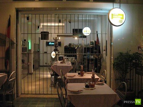 Самые необычные рестораны (6 фото)