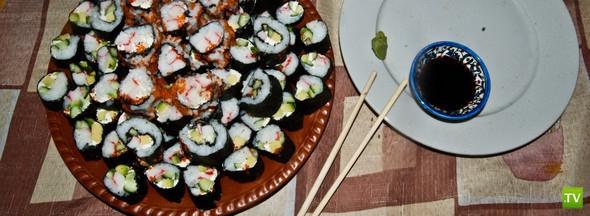 Что едят японские холостяки? (17 фото)