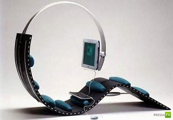 Оригинальный дизайн привычных вещей (8 фото)