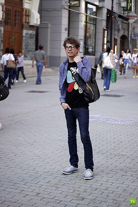 Московская уличная мода (29 фото)