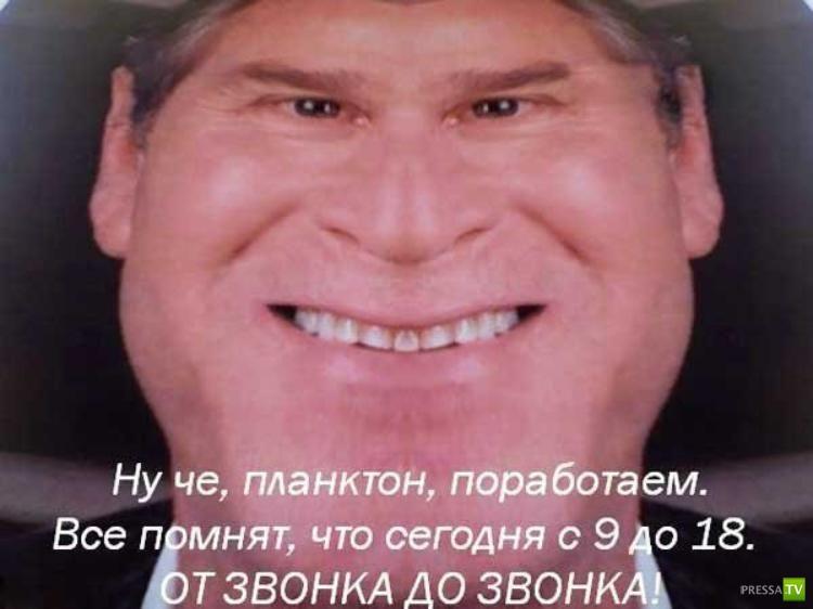 """Подборка прикольных фотографий """"Рабочая суббота"""" (53 фото)"""
