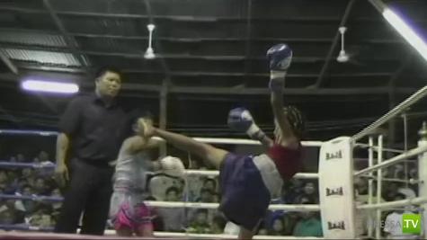 Малолетние боксеры в Таиланде (фото + видео)