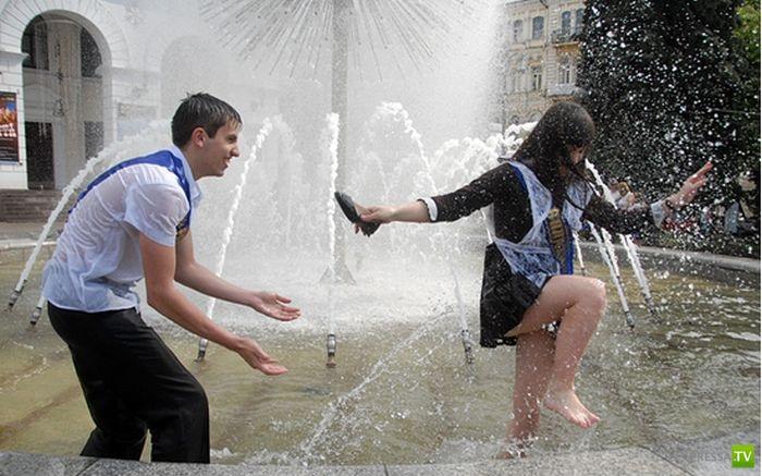 В Киеве прошли Выпускные - 2012 (32 фото)