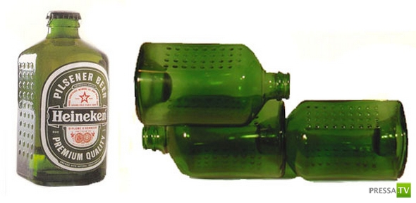 Строительный дизайн от Heineken (6 фото)