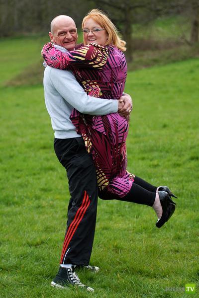 Британка Элисон Уилсон (Alysson Wilson) похудела на 190 кг (12 фото)