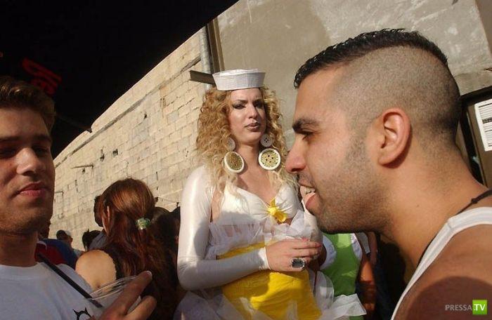 Крутые ночные клубы Иерусалима (27 фото)