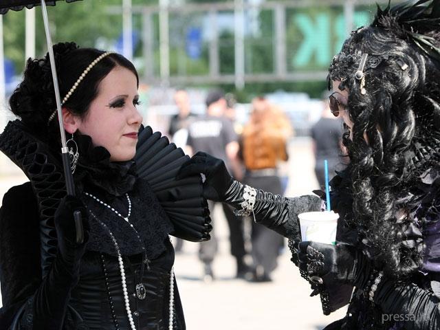 Фестиваль готов в Лейпциге (34 фото)