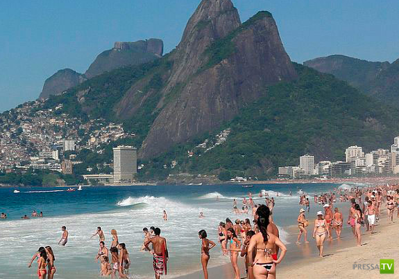 Самые лучшие пляжи мира (10 фото)