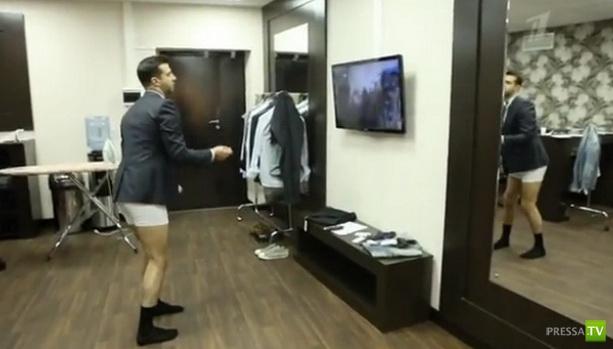 Иван Ургант поприкалывался над новым клипом Баскова (фото + видео)