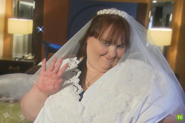Самая толстая невеста - Сюзанна Эман (16 фото)