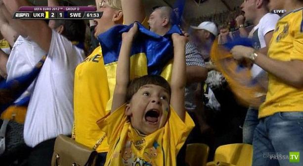 Талисман Украинской сборной по футболу - Тимур (фото + видео)