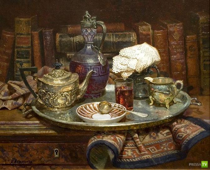 Как правильно пить чай? Чайные запреты (11 фото)