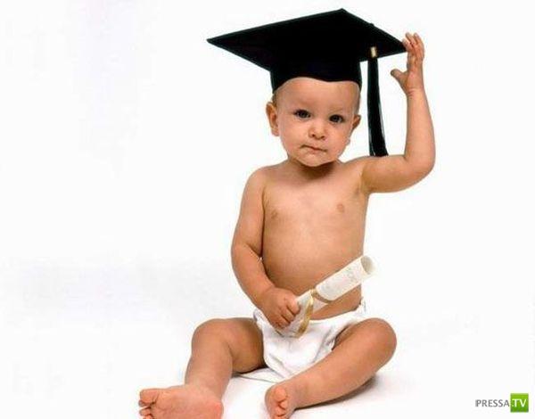 Суперспособности маленьких детей (5 фото)