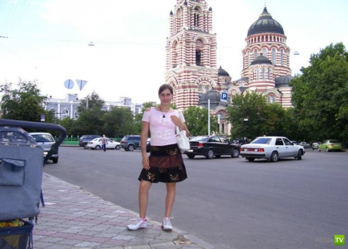 Самая сильная девочка на планете живет в Кривом Роге (35 фото)
