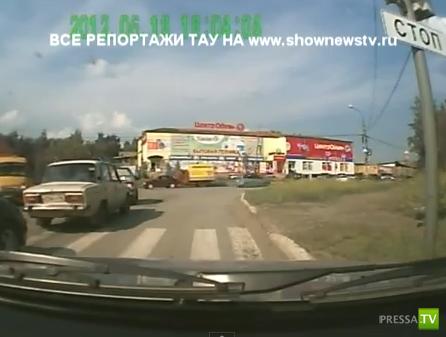 Погоня со стрельбой в Урюпинске...