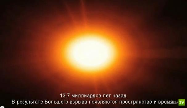 История Вселенной за 10 минут (видео)