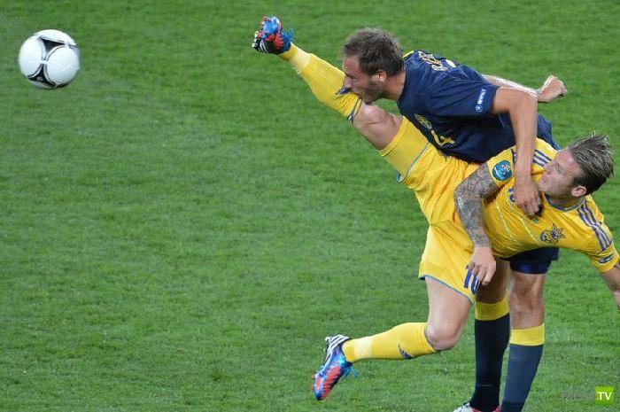 Подборка лучших экшн-моментов с Евро-2012 (41 фото)