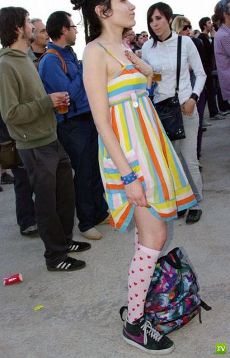 Современные стиляги - гламурно-неотразимые (37 фото)