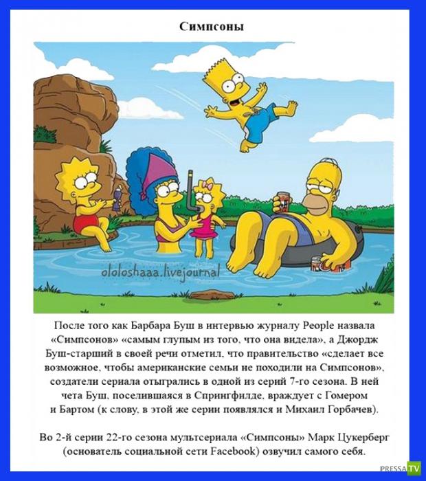 Неизвестное об известных мультфильмах (7 фото)