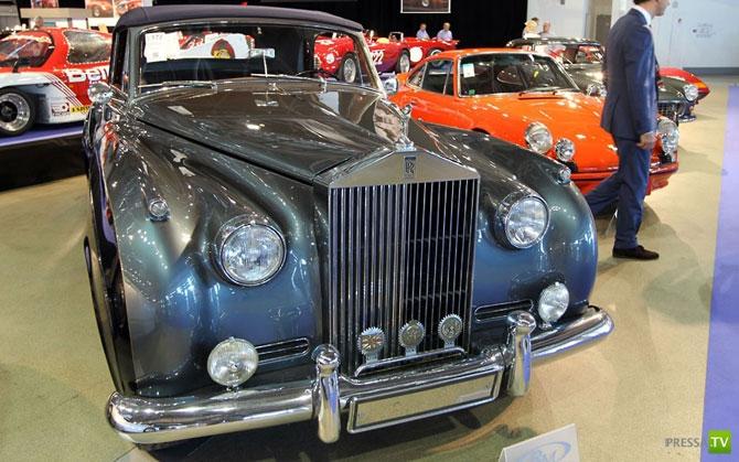 Аукцион коллекционных автомобилей в Монако (17 фото)
