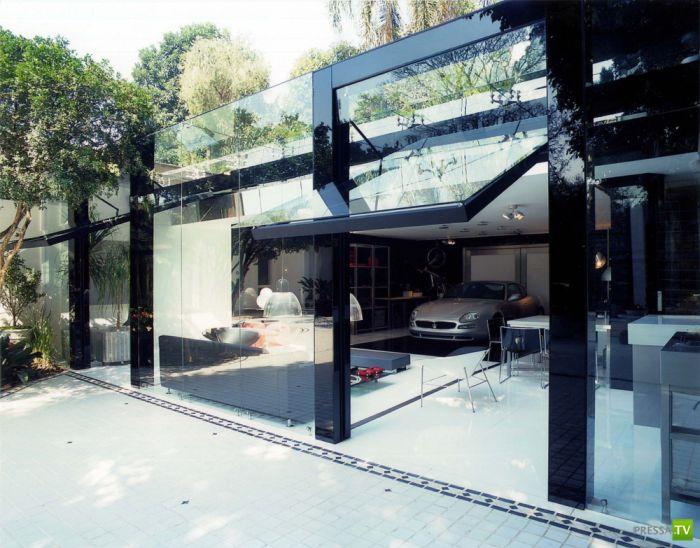 Удивительный гараж (18 фото)