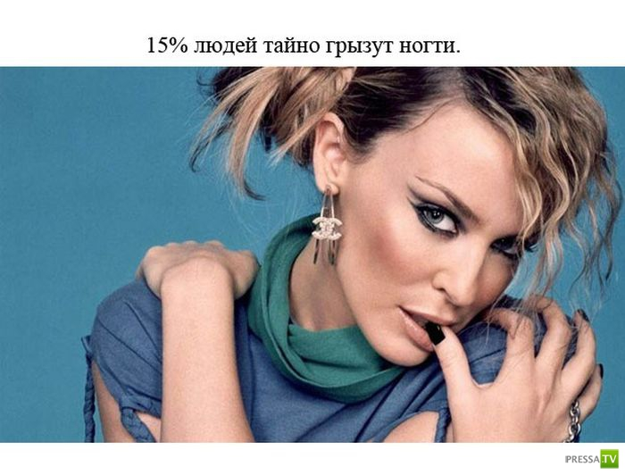 Интересные факты о человеке... (23 фото)