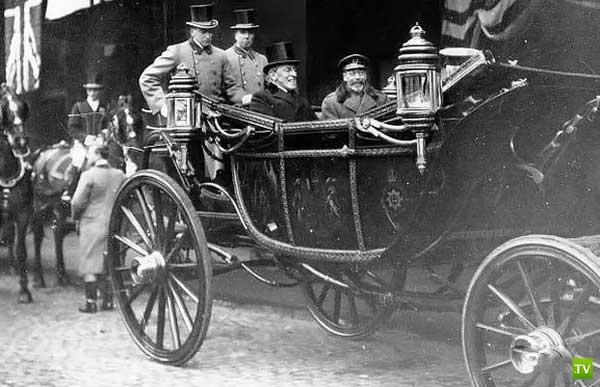 Краткая история транспортных средств Президентов (17 фото)