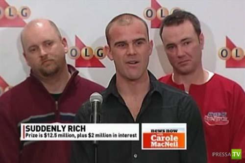 Громкие лотерейные скандалы (5 фото)